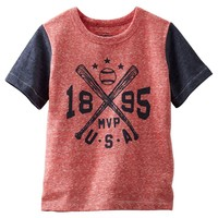 OshKosh B'gosh Baseball Tee - Boys