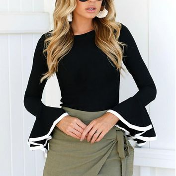 Bella Vita Belle Sleeve Top