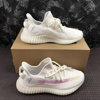 Adidas Yeezy Boost 350 V2 White Multicolor Spring - 36-46