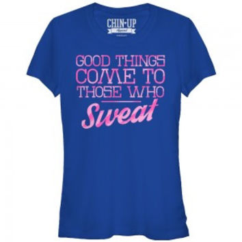 Valentine's Day Good Things Come to Those Who Sweat