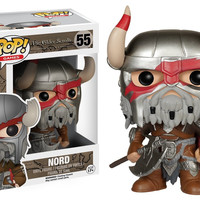 Pop! Games - The Elder Scrolls Online - Nord 55 Vinyl Figure (New)