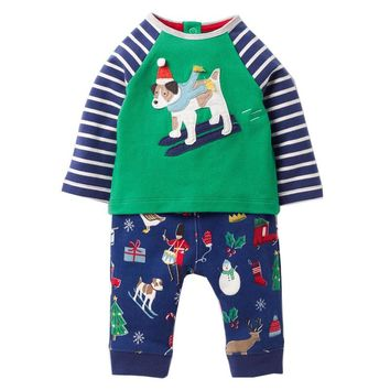 Children Clothing Sets Baby Boys Clothes Back To School Outfits 02b794893b