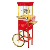 Nostalgia Electrics™ Old Fashioned Movietime Popcorn Cart