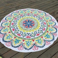 Bedding Outlet Mandala Tapestry Printed Home Decorative Boho Beach Towel Indian Wall Carpet Hippie Blanket Yoga Mat Picnic cloth