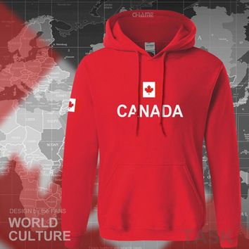Canada Hoodies & Sweatshirts Canadian Flag