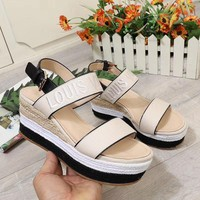 Louis Vuitton Women Casual Shoes Boots fashionable casual leather Women Heels Sandal Shoes