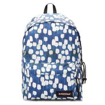 Eastpak Flow Blue Orbit Backpack