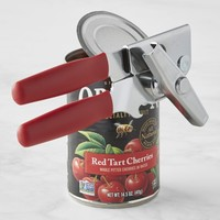Williams Sonoma Can Opener, Red