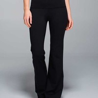 Groove Pant II *Full-On Luon (Roll Down - Regular)