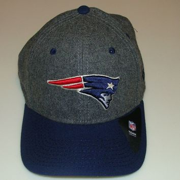New Era Hat Cap NFL Football New England Patriots Meltop 39THIRTY S/M Structured