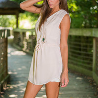 Au Naturel Dress, Ivory