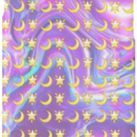 'Moon Star Swirl' iPhone Case/Skin by phantastique