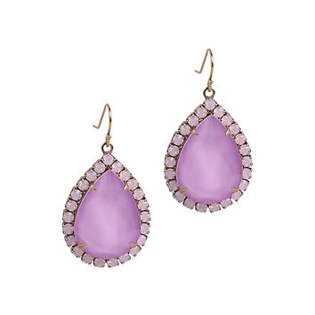 KRISTA EARRINGS IN ORCHID