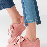 Puma Suede Heart Satin II Sneaker | Urban Outfitters