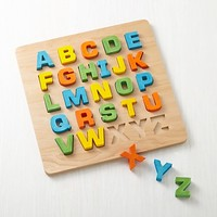 Letters Entertain You Puzzle in Games & Puzzles | The Land of Nod