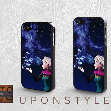 Disney frozen, Phone Cases, iPhone 5 Case, iPhone 5s Case, iPhone 4 Case, iPhone 4s case, Case for iphone, Case No-1048