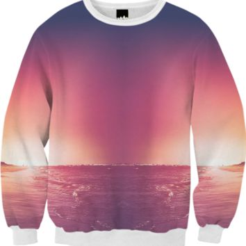 Summer - Fall Sweatshirt created by HappyMelvin | Print All Over Me