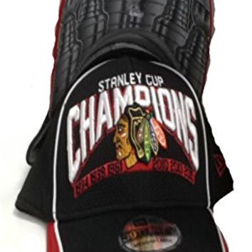 Chicago Blackhawks New Era 2015 Stanley Cup Champions Hat L/XL