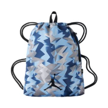Jordan AJ7 Kids' Gym Sack, by Nike (Blue)