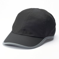 Tek Gear Active Reflective Baseball Hat, Size: One Size (Black)