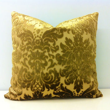 Gold Velvet Pillow Cover,Gold Pillow,Yellow Velvet Pillow,Velvet Pillow,Gold Velvet Cushion Cover,Gold Pillow Covers,Velvet Throw Pillows
