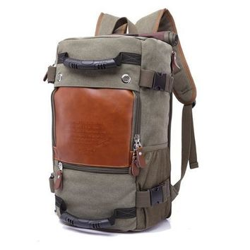 Guys Versatile Luggage/Shoulder Backpack