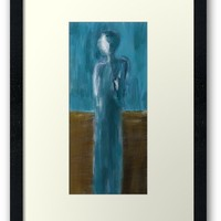 'digital painting' Framed Print by BillOwenArt