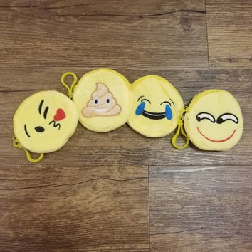 Emoji Coin Purse