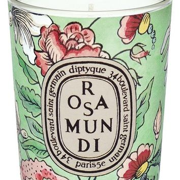 diptyque Rosa Mundi Candle (Limited Edition) | Nordstrom