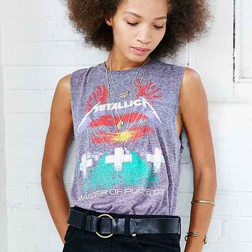 Bravado Metallica Tour Muscle Tee