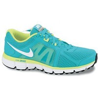 Nike Dual Fusion ST 2 Womens Running Shoes Pool Blue Lime All Size