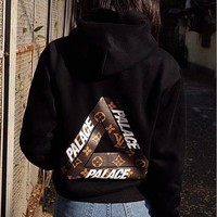 One-nice™ LV X PALACE Women Hot Hoodie Cute Sweater