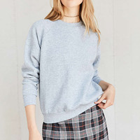 Urban Renewal Recycled Washed Soft Sweatshirt - Urban Outfitters