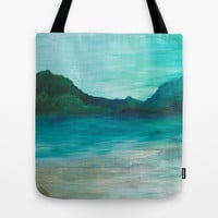 A Peace of My Soul Tote Bag by Sophia Buddenhagen