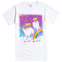 Lisa Frank Unicorn Rainbow T-Shirt