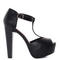 Delicious Pepper Womens Shoes