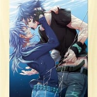 Home Decor Japanese Wall poster Scroll Dramatical Murder DMMd Seragaki Aoba 23.6x31.5 Inches-16