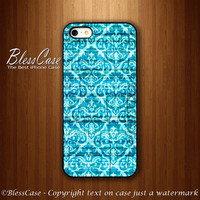 DAMASK IPHONE 5 CASE Light Blue Wooden Tuxture iPhone 5c case iPhone 4 case iPhone 5S Case iPhone 4 Phone 4s Cover Samsung Galaxy S4 S3 Case