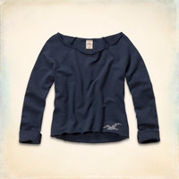 Ramona Cropped Sweatshirt