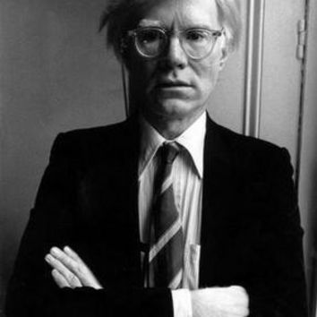 Andy Warhol Art Poster Bw 24in x36 in