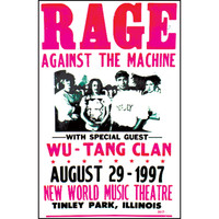Rage Against The Machine Billboard