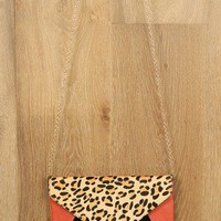 Chasing Cheetah Clutch Bag