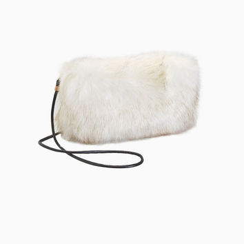 Faux Fur Crossbody Bag | Wet Seal
