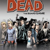 Walking Dead Board Game (Z man)