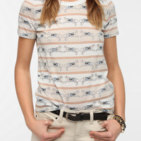 Urban Outfitters - BDG Graphic Crewneck Tee