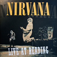 Nirvana - Live At Reading 2LP