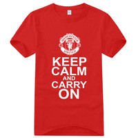 favthing — Keep Calm and Carry On T-shirt