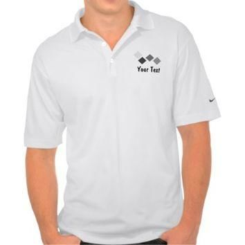 Custom Men's Nike Dri-FIT Pique Polo Shirt