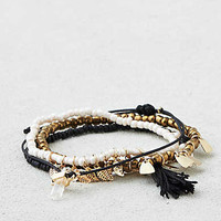 AEO GOLD & BLACK ARM PARTY