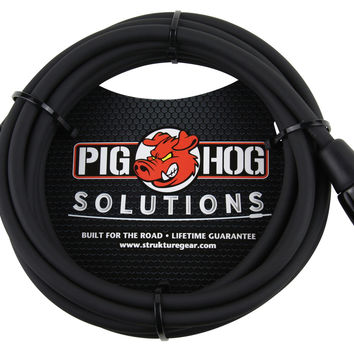 Pig Hog Solutions 10ft TRS(M)-XLR(F) Balanced Cable